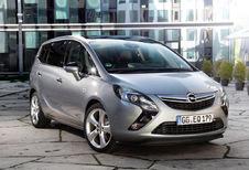 Opel Zafira Tourer 2.0 CDTI 165 Cosmo (2011)