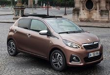 Peugeot 108 5p 1.0 S&S Allure