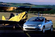 Peugeot 307 CC 2.0 HDi 136 Sport (2003)