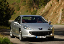 Peugeot 407 Coupé 2.0 HDi 136 Pack