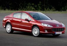 Peugeot 407 2.0 HDi SV Executive (2004)