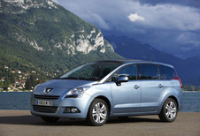 Peugeot 5008 2.0 HDi 150 Active (2009)