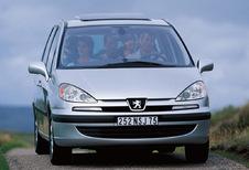 Peugeot 807 2.0 HDi 136 Navteq (2002)