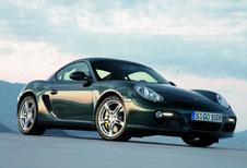 Porsche Cayman 3.4 S (2005)
