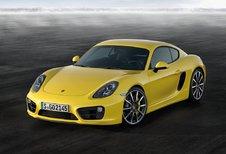 Porsche Cayman 3.8 GT4