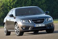 Saab 9-5 2.0 TTiD XWD Vector