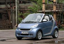 Smart Fortwo cabrio 1.0 84 Passion (2007)