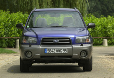 Subaru Forester 2.0 X++ (2002)