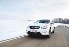 Subaru XV 1.6 Intro Lineartronic CVT (2014)