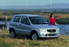 Suzuki Ignis 3d 1.3 GL (2000)