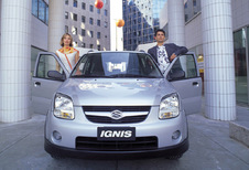 Suzuki Ignis 5p 1.3 DDiS GL (2003)