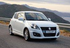 Suzuki Swift 3d 1.3 DDiS Grand Luxe Xtra Sunroof