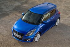 Suzuki Swift 5d 1.2 Grand Luxe AIR (2014)