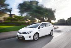 Toyota Auris Touring Sports 1.4 D-4D Comfort (2013)