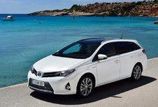 Toyota Auris Touring Sports 1.8 VVT-i Hybrid CVT Optimal Go HSD (2014)