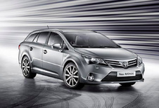 Toyota Avensis Wagon 2.0 D-4D Executive II (2008)