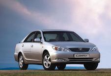 Toyota Camry Sedan 2.4 VVT-i (2001)