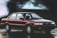 Toyota Corolla Sedan 1.3 XLi (1991)
