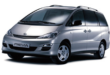 Toyota Previa 2.0 D-4D Linea Sol 6 pl. (2000)