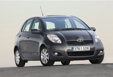 Toyota Yaris 3p 1.3 VVT-i London