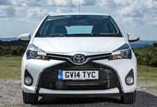 Toyota Yaris 3d