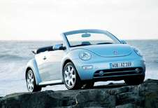 Volkswagen Beetle Cabrio 1.6 (2003)