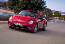 Volkswagen Beetle Cabrio 1.2 TSI Design
