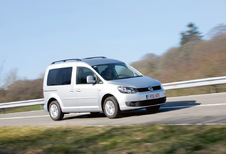 Volkswagen Caddy 5d 1.6 TDi 75kW BlueMotion Trendline
