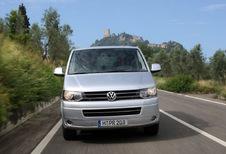 Volkswagen Multivan 4d 2.0 TDI 140  4Motion (2009)