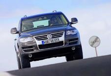 Volkswagen Touareg 3.0 V6 TDi 211 (2002)