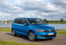 Volkswagen Touran 1.6 TDi Highline