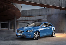 Volvo V40 D2 Geartronic ECO Kinetic (2018)