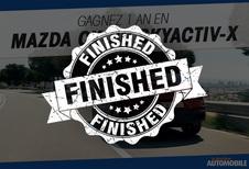 Gagnez un an en Mazda CX-30 Skyactiv-X !