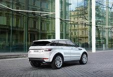 Range Rover Evoque krijgt zuinig(er) staartje