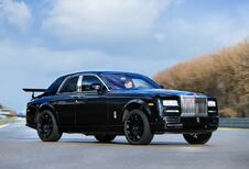 Rolls-Royce Project Cullinan, testeur qui passera en Belgique
