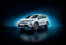 Toyota RAV4, facelift en hybride versie