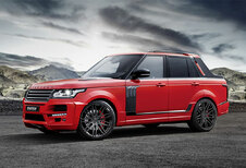 Startech maakt van de Range Rover een... pick-up