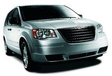 Chrysler Grand Voyager Crew Cab