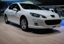 Peugeot 407 1.6 HDi FAP