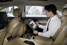 Internet dans l'Audi A8
