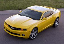 Chevrolet Camaro bestverkochte sportwagen van de VS