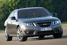 Nouveaux moteurs pour la Saab 9-5