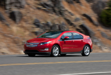 Chevrolet Volt Green Car of the Year