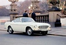 50 ans pour la Volvo P1800