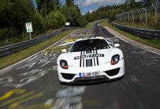 """Porsche 918 Spyder doet de Nürburgring in 7'14"""""""