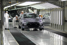 Citroën start productie DS5 in China