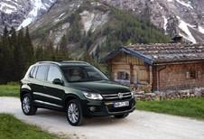 Volkswagen Tiguan, dernier patch