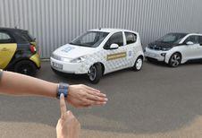 ZF Urban Advanced Vehicle : la braqueuse de l'IAA 2015