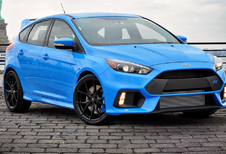 Zo snel is de Ford Focus RS