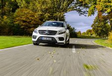 Mercedes GLE ook als 450 AMG Sport